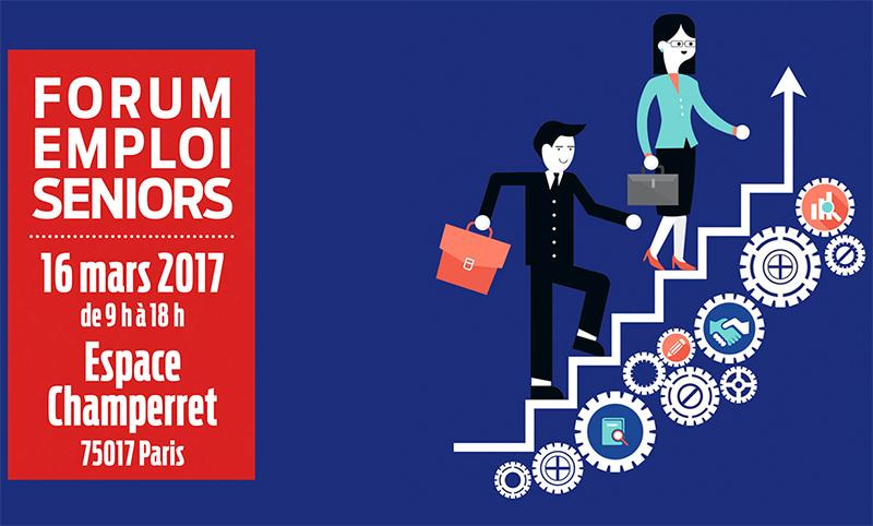 forum emploi seniors 2017