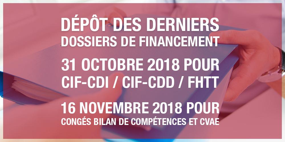 FONGECIF TÉLÉCHARGER DOSSIER FINANCEMENT