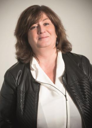 Myriam Pesic, présidente (CFTC) du Fongecif Île-de-France