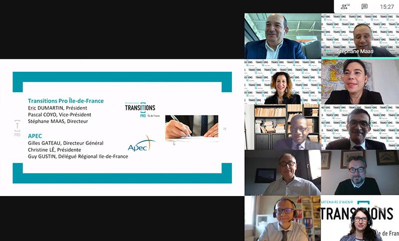 Transitions-Pro-ile-de-France-Apec-signent-partenariat2